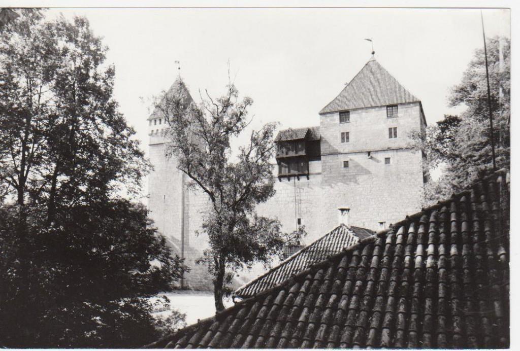 Kuressaare Linnus. Foto: Kuressaare Linnavalitsuse arhiiv.