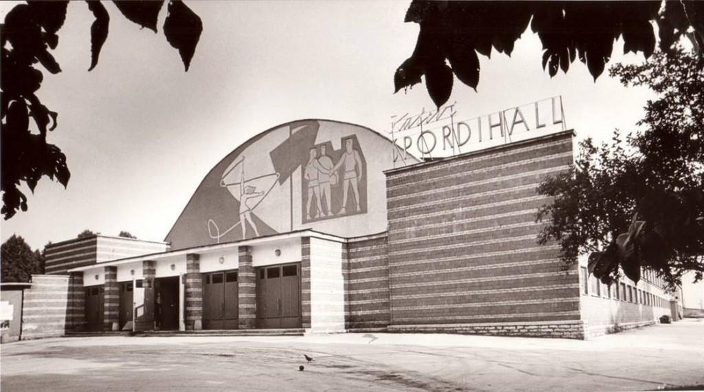 Kalevi spordihall 1977.a.
