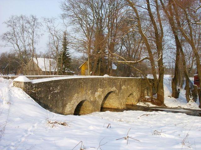 Vaade sillale kagust    Autor Kalli Pets    Kuupäev  28.01.2005