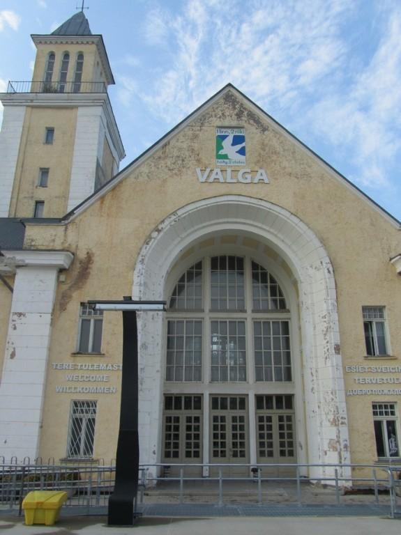 Vaade hoonele lõunast. Foto: Riin Alatalu, 19.08.2012