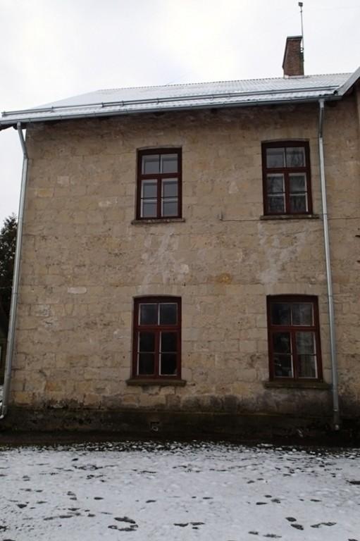 Viru-Jaagupi Noorsoo Kasvatuse Seltsi kooli hoone, vaade põhjast. Foto: M.Abel, kp 20.11.17