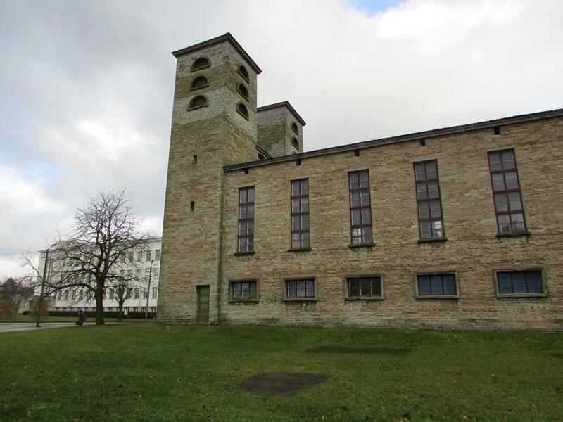 Rakvere Pauluse kirik, vaade läänest. Foto: M.Abel, kp 17.11.17