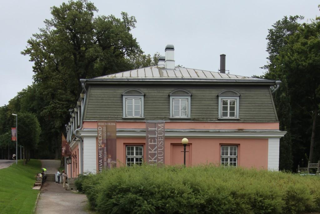 A. Weizenbergi 28, Kadrioru lossi köögihoone. 23.08.2016. Foto: Timo Aava