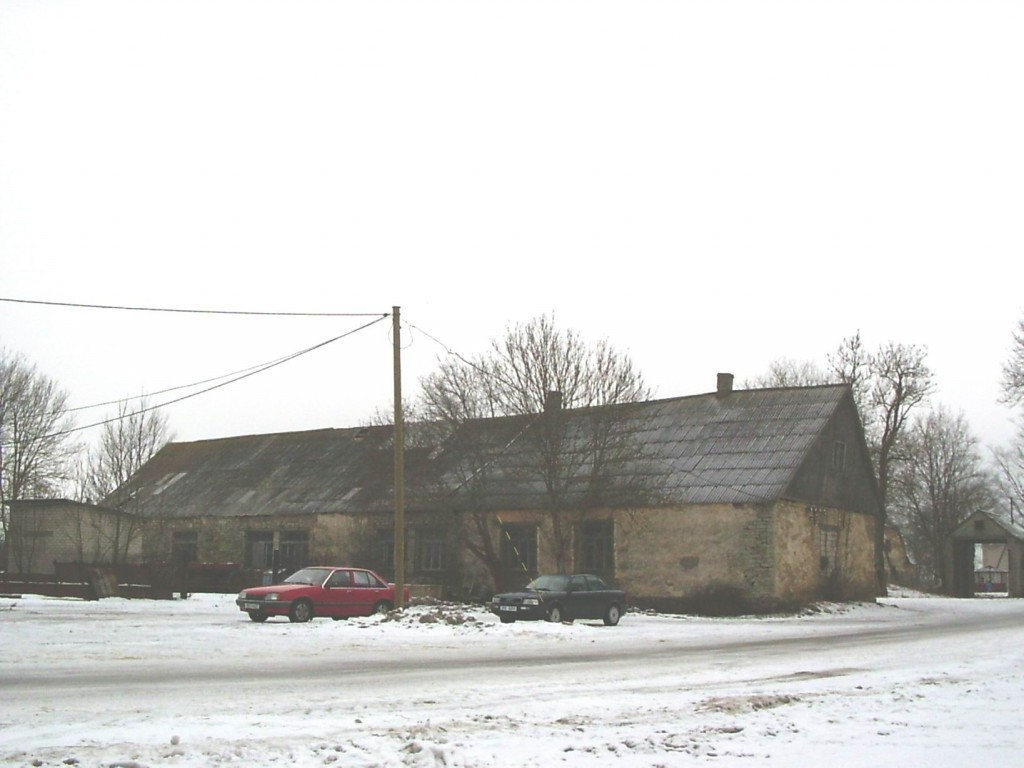 Ait sissesõidu teelt    Autor Lilian Hansar    Kuupäev  02.04.2005