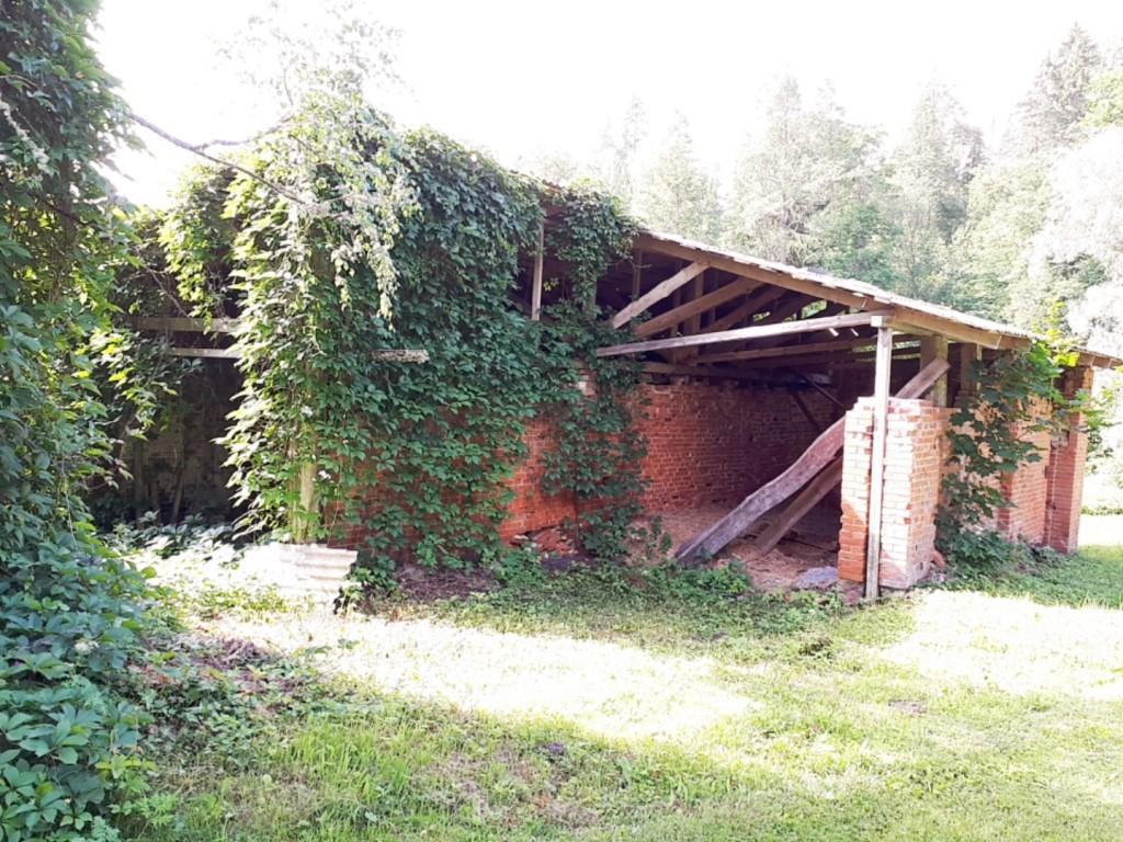Sangaste mõisa aedniku tööriistakuur. 05.07.2018. Foto Margis Sein