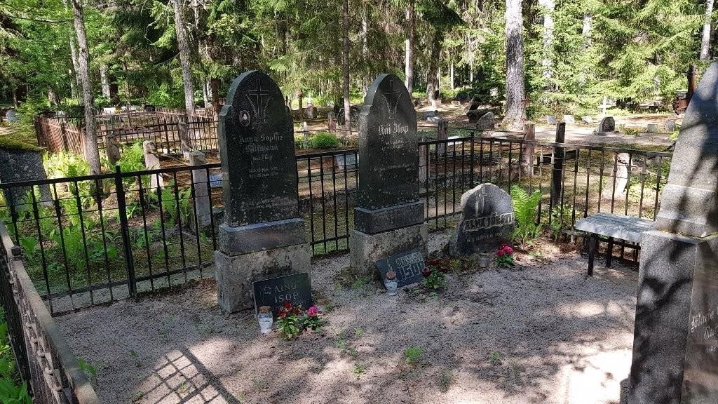 Esku kalmistu. Foto: M.Abel, kp 22.05.18