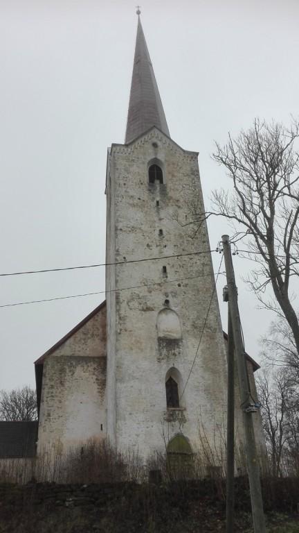 Järva-Peetri kirik. Foto: K. Klandorf 06.11.2018.