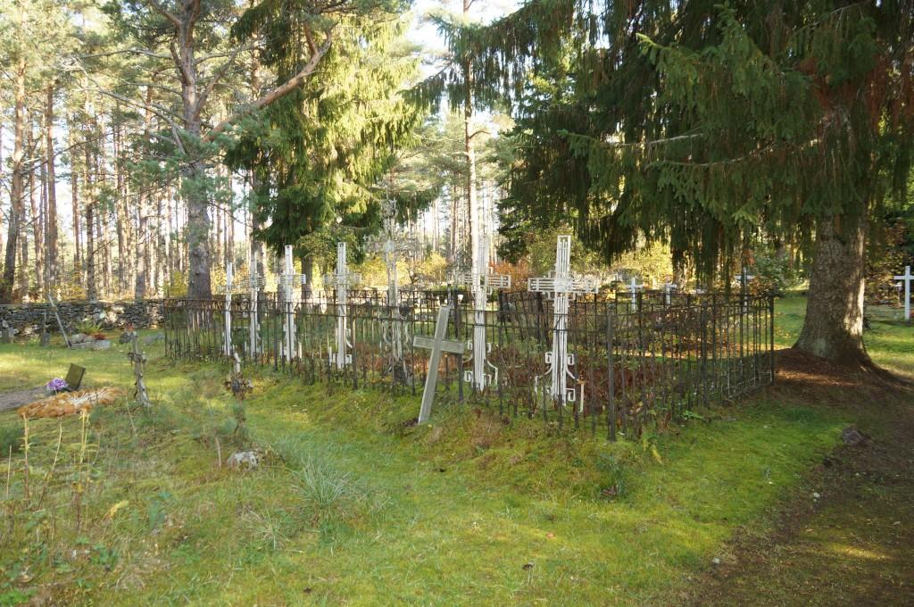 Sepamäe kalmistu. Foto: Üllar Alev, 16.10.2018