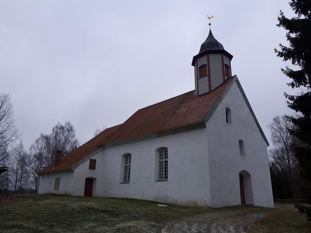 Taagepera kirik. Foto Margis Sein 13.12.2018