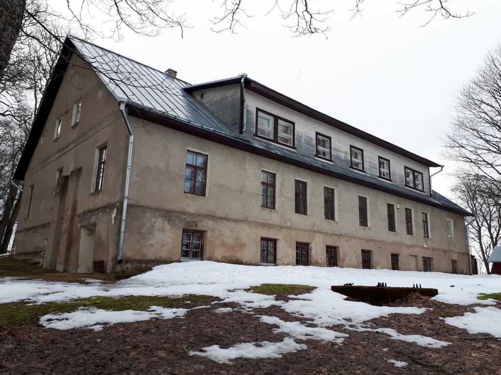 Otepää pastoraadi hoone. Foto Margis Sein 19.03.2019
