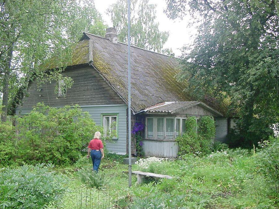 veranda    Autor omanik    Kuupäev  06.06.2002