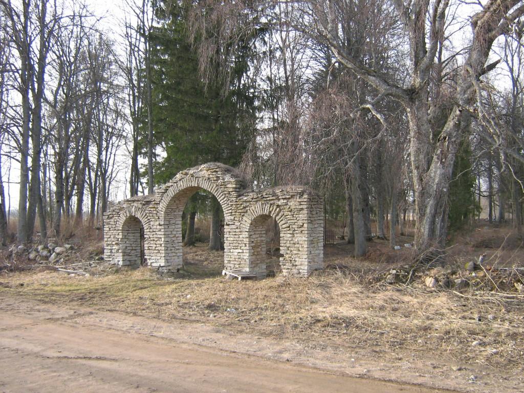 Hulja kalmistu, reg. nr 5766. Foto: I.Raudvassar, kuupäev 23.03.2007