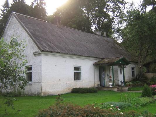 Pada mõisa meierei :16039 vaade lääne fassaadile  Autor Anne Kaldam  Kuupäev  8.09.2009