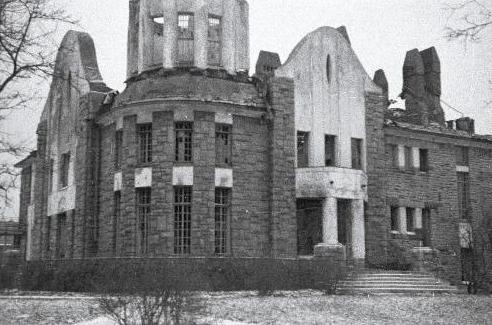 Pärnu mnt 67 pärast Teist maailmasõda