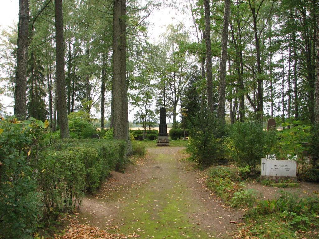 Vabadussõja mälestussammas, reg. nr 27130. Vaade idast. Foto: M.Abel, kuupäev 25.09.2009