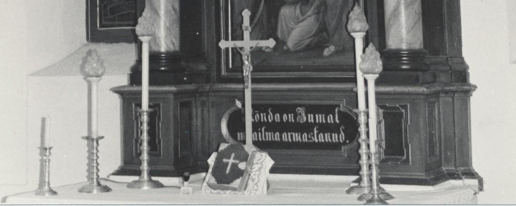 Foto 1970-ndatest. Mahtra Talurahvamuuseum