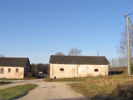 Porkuni mõisa viinakelder,15859, vaade idast pilt: Anne Kaldam aeg: 03.11.2009