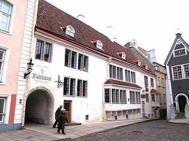 Tallinna Raeapteek, 14.-20.saj.