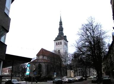 Tallinna Niguliste kirik, 13.-20.saj.