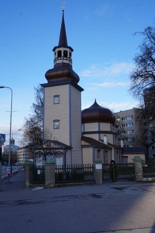 Kaasani kirik. Foto: Eero Kangor, 03.04.2020