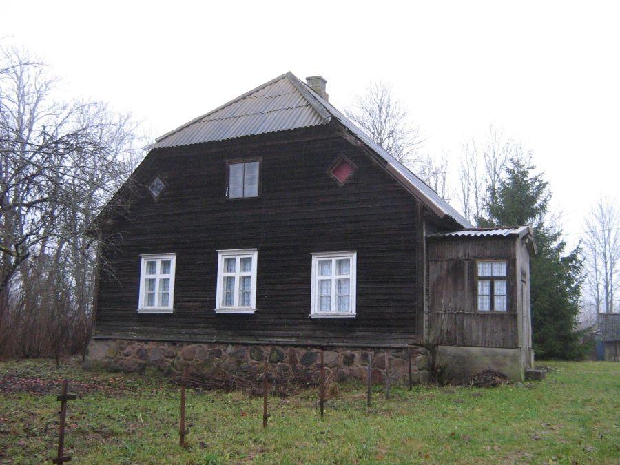 Pulleritsu külakooli hoone 03.12.09 A.Kivi
