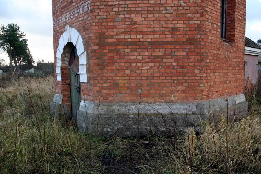 Torni sokkel Tõnis Padu foto 2009