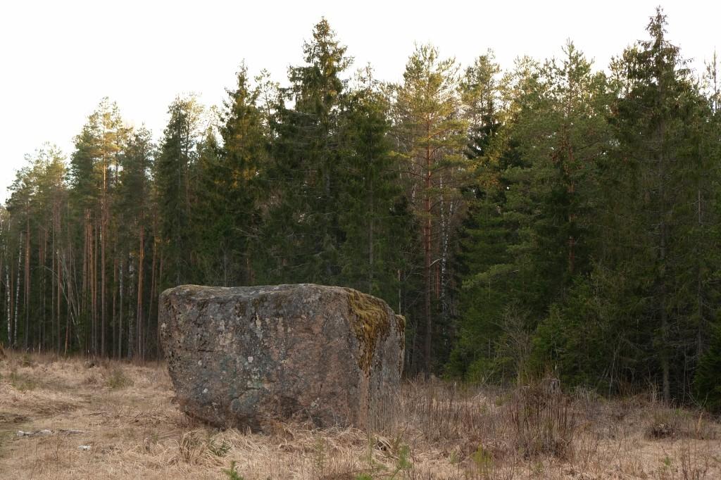 Hiieotsa Suurkivi. Foto: Jüri Metssalu, 23.04.2018