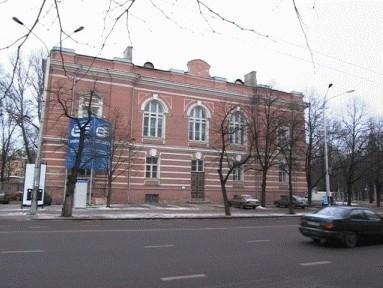 Tallinna vene seltskondliku kogu hoone, 1895. a. (vanem foto)