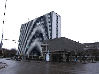 Uus Raadiomaja Gonsiori t. 21, 1972. a.
