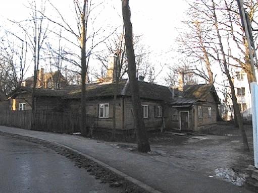 Elamu J.Poska t. 19 (hoone C), 18.-19. saj.
