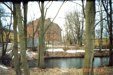 Juhkentali Sõjaväehospidali park ja tiikide süsteem, 1772-20. saj.