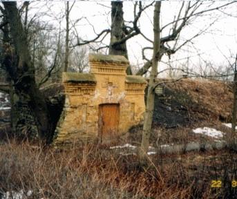 Juhkentali Sõjaväehospidali park ja tiikide süsteem, 1772-20. saj. (2)