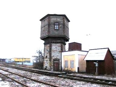 Tallinn-Väike raudteejaama veetorn, 1901. a.