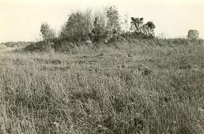 Foto: E. Väljal, 1982 (Saaremaa arheoloogiamälestiste passid).