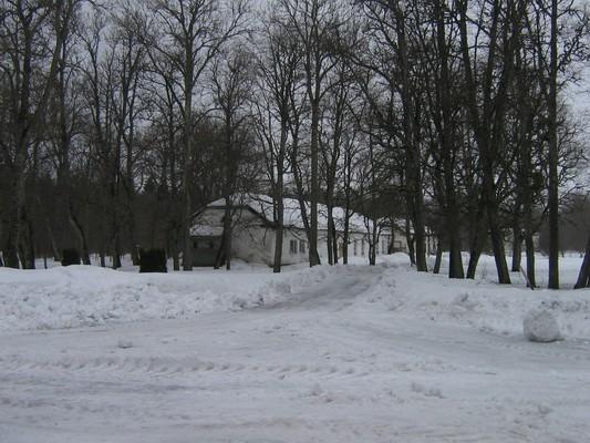 Aaspere mõisa ait 15632, vaade idast. Autor Anne Kaldam  Kuupäev  21.03.2010