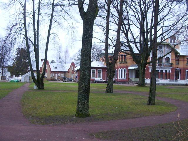 Taamal kõrvalhoone    Autor Tarvi Sits    Kuupäev  13.01.2005