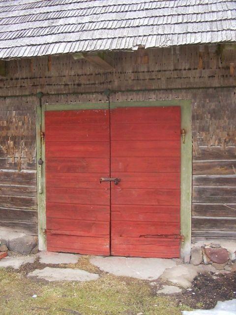 Algne kahepoolne uks    Autor Tarvi Sits    Kuupäev  29.03.2005