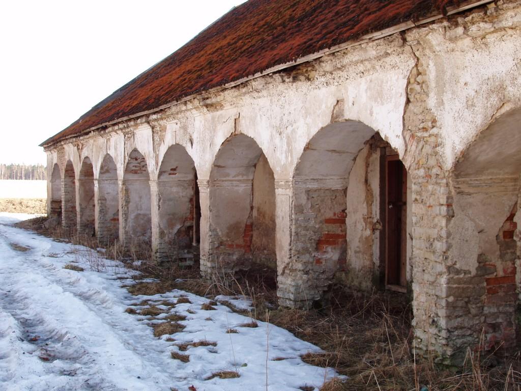 Imastu mõisa ait    Autor M. Raudvassar    Kuupäev  04.03.2005