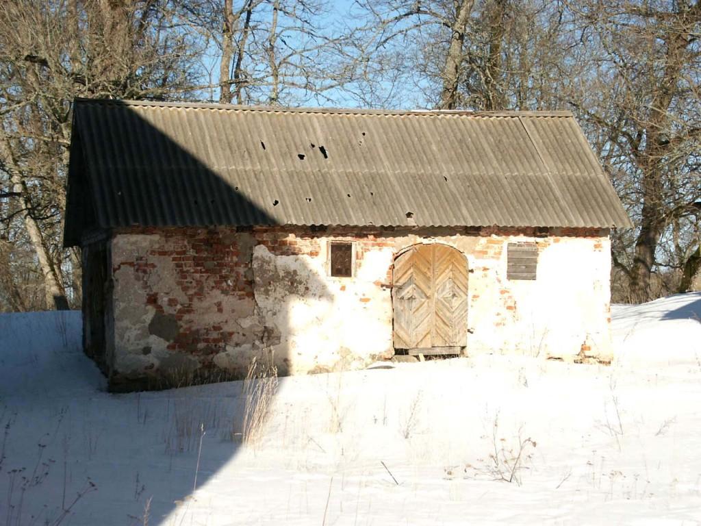 Kuigatsi mõisa käsiait    Autor Eduard Rajari    Kuupäev  22.03.2005