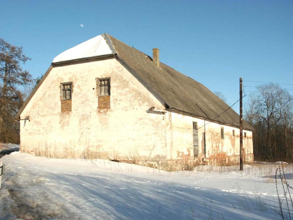 Kuigatsi mõisa ait    Autor Eduard Rajari    Kuupäev  02.03.2005