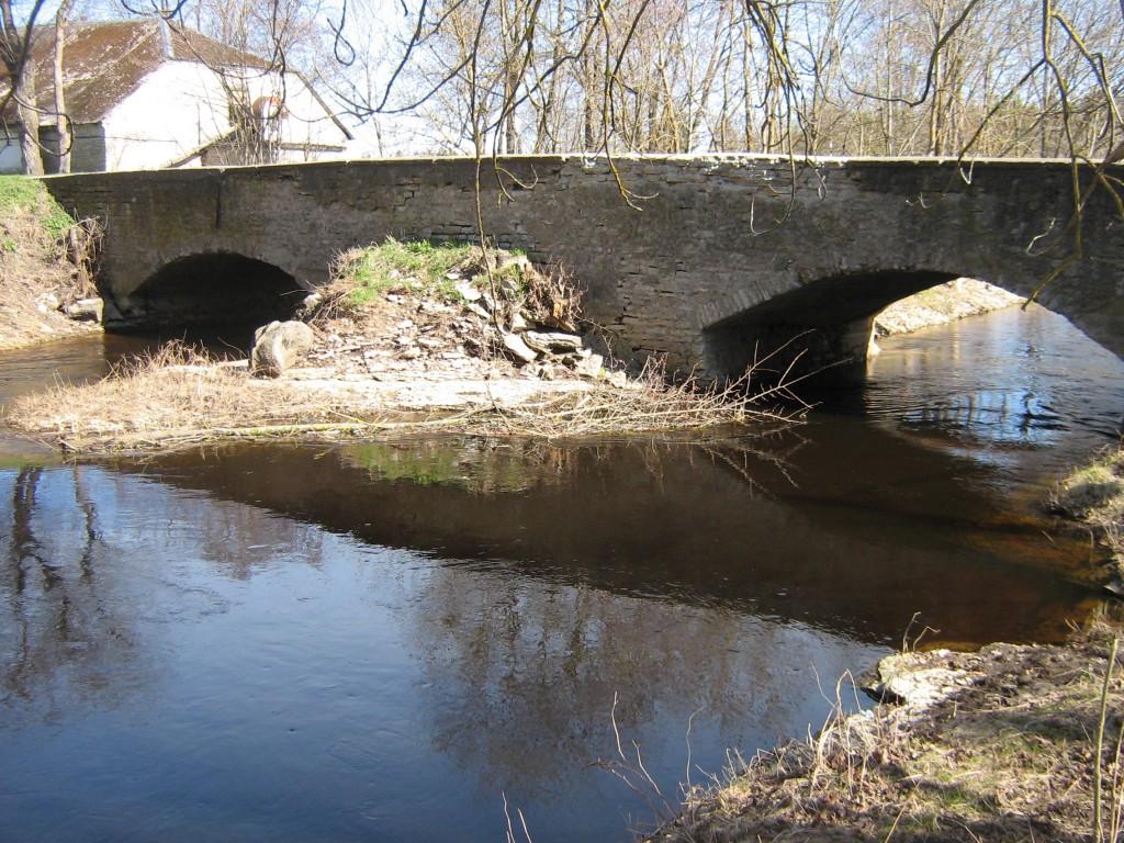 Vaade Kostivere sillale.