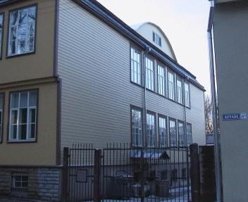 Jakob Westholmi poeglaste erahumanitaar-gümnaasiumi hoone, II maja, 1913. a. (2)