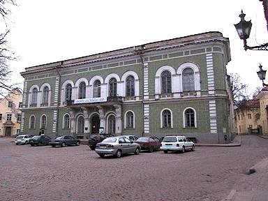 Eestimaa Rüütelkonna hoone, 18. saj. I pool, 1848. a.
