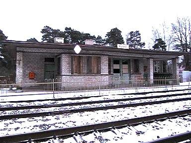 Kivimäe jaamahoone, 1938. a.