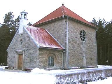 Tallinna Metsakalmistu kabel, 1935-1936.a.