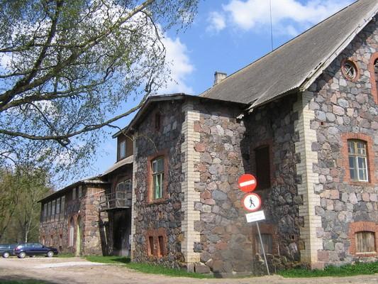Vaeküla mõisa viinavabrik , 15836, vaade lõunast Autor Anne Kaldam  Kuupäev  13.05.2010