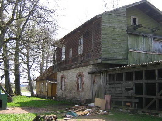 Vaeküla mõisa saun,15827,vaade põhjast Autor Anne Kaldam  Kuupäev  13.05.2010