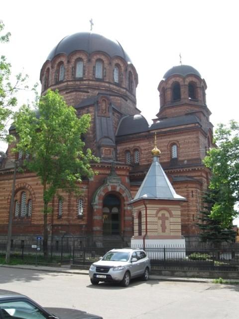 Narva õigeusu kirik, 1890-1898. Tõnis Taavet, 01.06.2010.