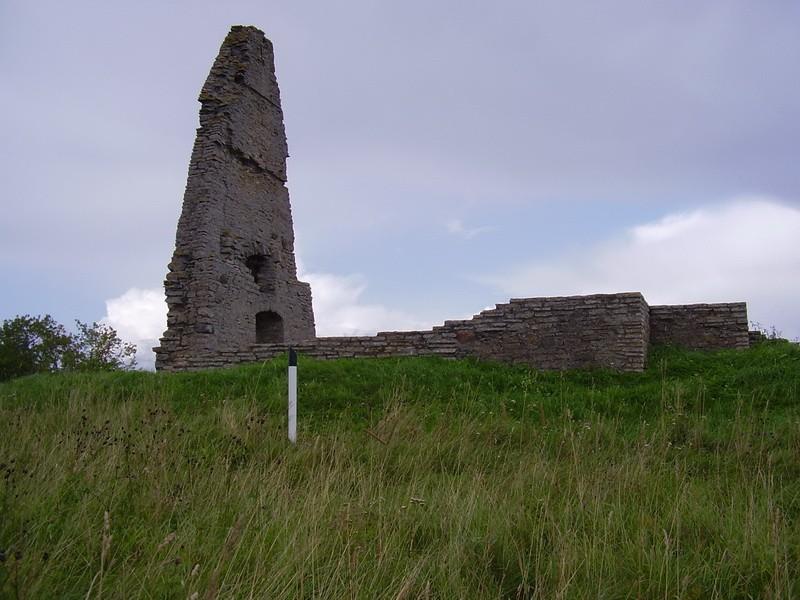 Kalmistu reg nr 10918, vaade lõunast. Foto: E. Ehrenpreis, juuli 2005