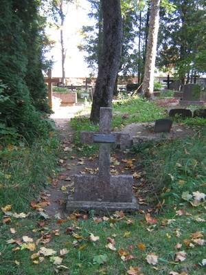 Kadrina kirikuaed ja kalmistu, reg nr 5754. Foto: A. Kaldam, 24.09.2008.
